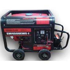 Бензогенератор Swan Plus SW4500EWS-I стартер 2.8 кВт