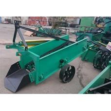 Картоплекопалка до міні трактора (транспортерна)