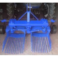 Картоплекопалка до трактора двухрядна вібраційна ДТЗ 2 - В