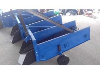 Нова модель однорядної транспортерної картоплекопалки до міні трактора NEW ✬✬✬