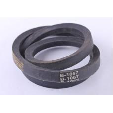 Ремінь B-1067 (L-540mm * 2) - 168F - Premium