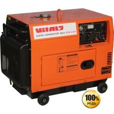 Дизельний генератор ERS 4.6dt