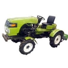 Міні трактор DW 154CX повний привід